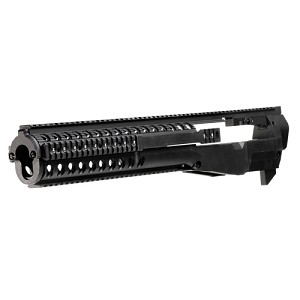 Troy Industries M14 MCS Chassis Only - BLK SCHA-MCS-C0BT-00