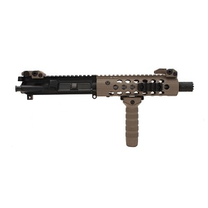 Troy Industries M7 Upper Receiver Only 5.56mm FDE SM7A-CUK-00FT-00