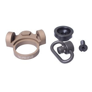 Troy Industries M16A1 Sling Mount Adapter - FDE SMOU-6A1-00FT-00