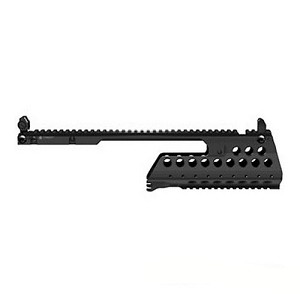 Troy Industries G36-E/K Rail - BLK SRAI-G36-EKBT-00