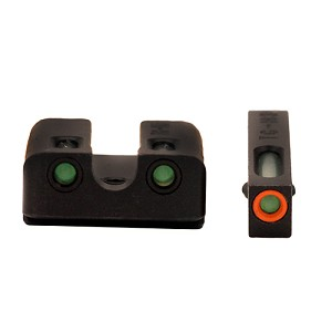 Truglo TFX Glock High Set Pro Orn TG13GL2PC