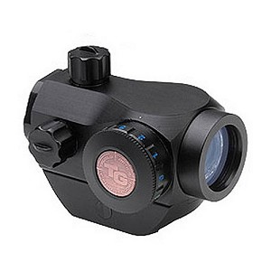 Truglo Red-dot 20mm High/low Blk Box TG8020TBN