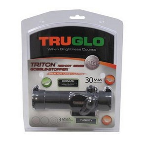 Truglo Red-dot 30mm 3clr Ps/ss Blk TG8230GB