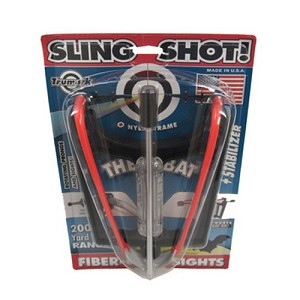 Trumark Slingshot, Stabilizer, FO Sights BAT-007