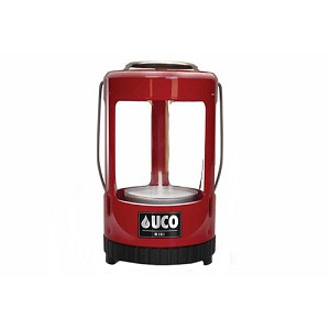UCO Mini Lantern Painted Red A-C-STD-RED