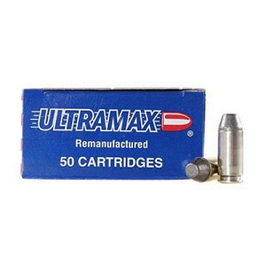 Ultramax 40S&W 180Gr. Conical Nose/50 40R1
