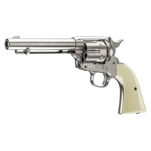 Umarex USA Colt Peacemaker .177BB Nickel 2254048