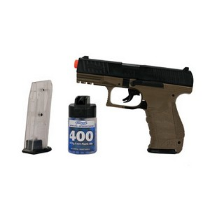 Umarex USA Walther PPQ - Dark Earth Brown 2272542