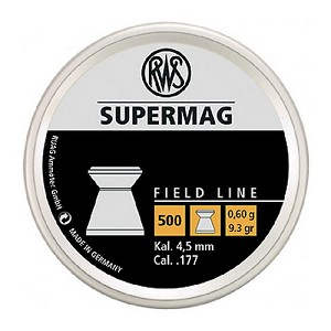 Umarex USA Supermag FieldLine .177 (Per 500) 2317386