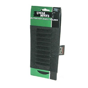 Uncle Mikes Rifle Cartidge Slide, Black 88411