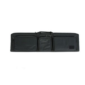 "US Peacekeeper 3-Gun Case 48"" Blk P30049"