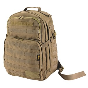 US Peacekeeper Sentinel Backpack - Tan P40325