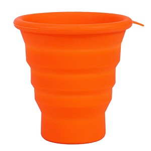Ultimate Survival Technologies FlexWare Cup, Orange 20-02079-08