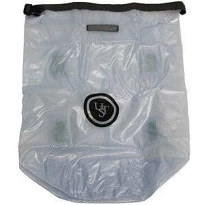 Ultimate Survival Technologies Watertight PVC Dry Bag - 35L, Clear 20-02162-10