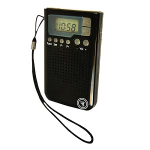 Ultimate Survival Technologies Weatherband Radio, Black 20-02181-01