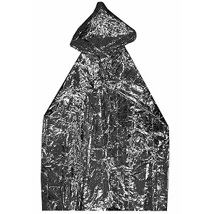 Ultimate Survival Technologies Survival Reflect Poncho Marine 20-190-1000-M