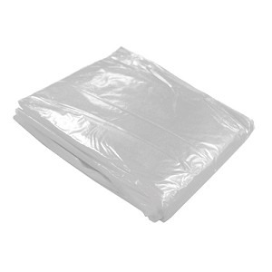 Ultimate Survival Technologies Emergency Poncho, Clear  20-310-CP