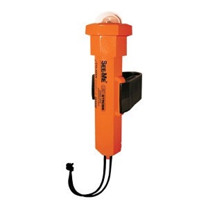 Ultimate Survival Technologies See-Me 2.0 Strobe, Orange 20-4075A-08