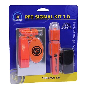 Ultimate Survival Technologies PFD Signal Kit 1.0, Yellow 20-709-01-M