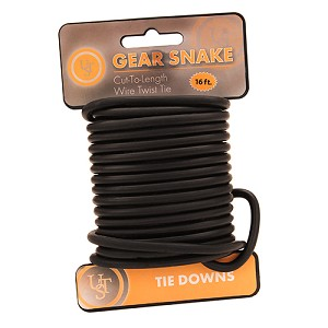 Ultimate Survival Technologies Gear Snake, Black 20-90887-01