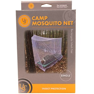 Ultimate Survival Technologies Camp Mosquito Net - Single 20-BUG0001