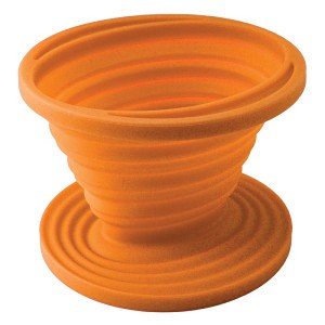 Ultimate Survival Technologies FlexWare Coffee Drip, Orange 20-CKT0019-08