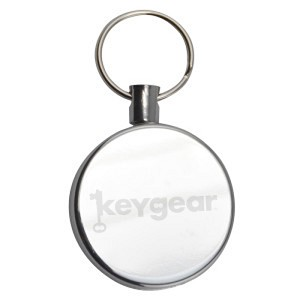 Ultimate Survival Technologies Retractable Key Keeper, Silver 50-KEY0047-02
