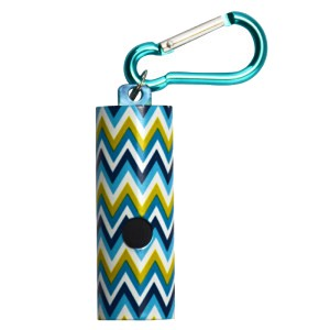 Ultimate Survival Technologies Style Light, Blue Chevron 50-KEY0114-00