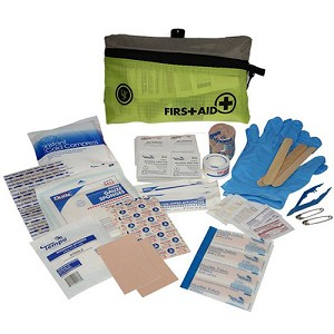 Ultimate Survival Technologies FeatherLite Marine First Aid Kit 3.0 Lime 80-30-1460-M