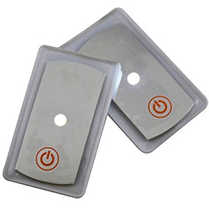 Ultimate Survival Technologies See-Me LED Sticker 2-pk 20-SGN0013