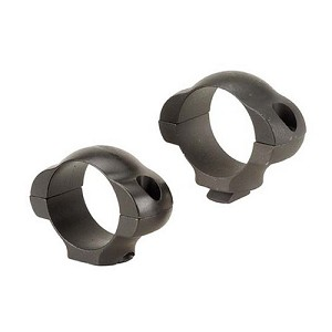 "Weaver Grand Slam Dovetail 1"" Med Matte Rings 49203"