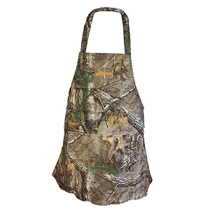 Weston Brands RT Apron Realtree AP Camouflage Brown 04-0001-RT