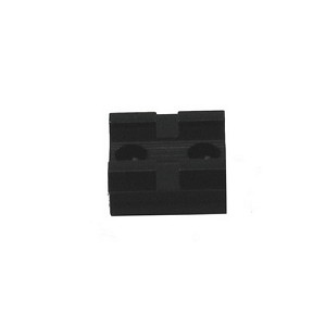 Weaver Detachable Top-Mount Base BLK 68 48068