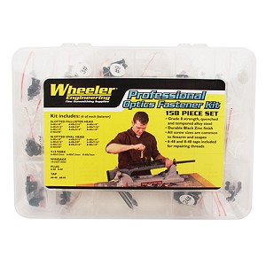 Wheeler Optics Fastener Kit 142434