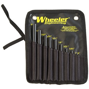 Wheeler Roll Pin Starter Set 710910