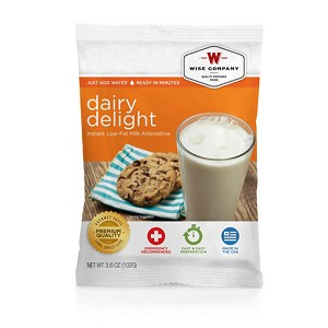 Wise Foods Dairy Delight (6 srv) 2W02- 814