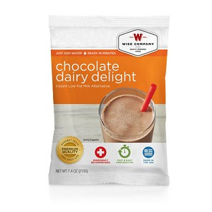 Wise Foods Chocolate Dairy Delight (6 srv) 2W02- 815