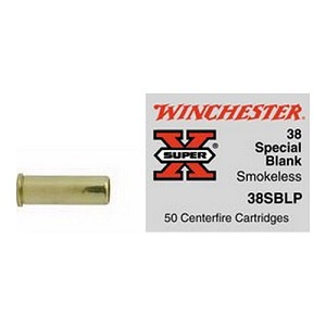 Winchester Ammo SupX 38 SPL Smokeless Powder 38SBLP