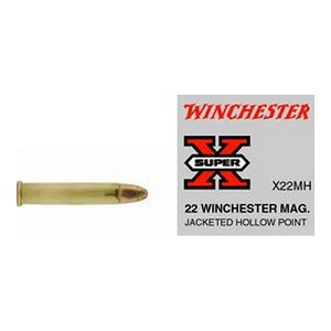 Winchester Ammo SupX 22 WinMag JHP Super X/50 X22MH