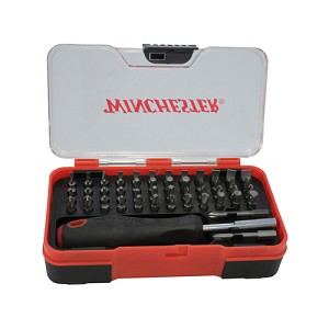 Winchester Cleaning Kits Winchester 51 pc Screwdriver Set 363158