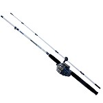 Zebco / Quantum 808 Saltwater Combo 808HSF702MH,20,NS3