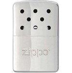 Zippo Outdoors Hand Warmer-High Polish Chrome-Box-6 Hour 40321