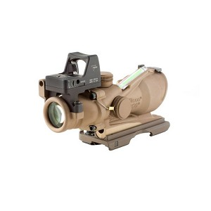 TRIJICON ACOG 4X32 DARK EARTH DUAL ILLUM 223 BDC
