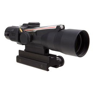 TRIJICON ACOG 3X30 COMP DUAL ILL RED CROSSHAIR