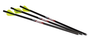 Excalibur Quill 16.5in  Arrows 3 Pack