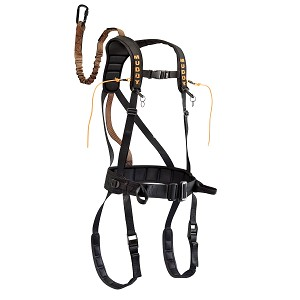 Muddy Safeguard Harness - Black XL