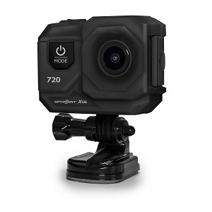 Spypoint Xcel 720 Action Camera-5MP HD-Black