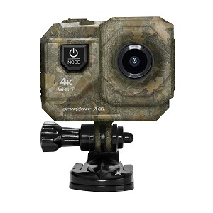 Spypoint Xcel 4K Action Camera-12MP HD/4K-Camo