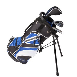 Tour X Size 0 3pc Jr Golf Set w Stand Bag