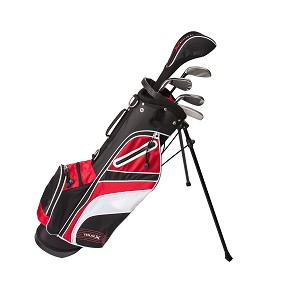 Tour X Size 2 5pc Jr Golf Set w Stand Bag